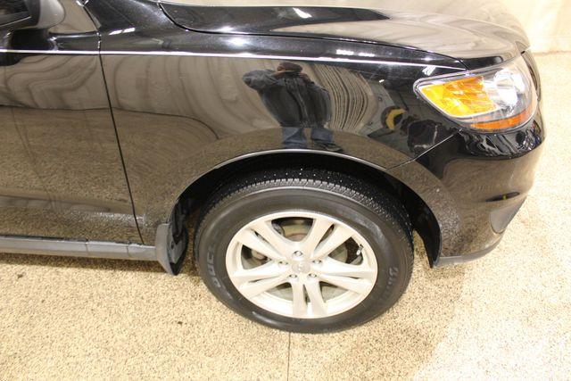 2011 Hyundai Santa Fe awd SE Roscoe, Illinois 10