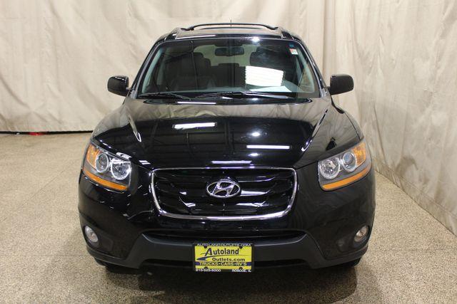 2011 Hyundai Santa Fe awd SE Roscoe, Illinois 3