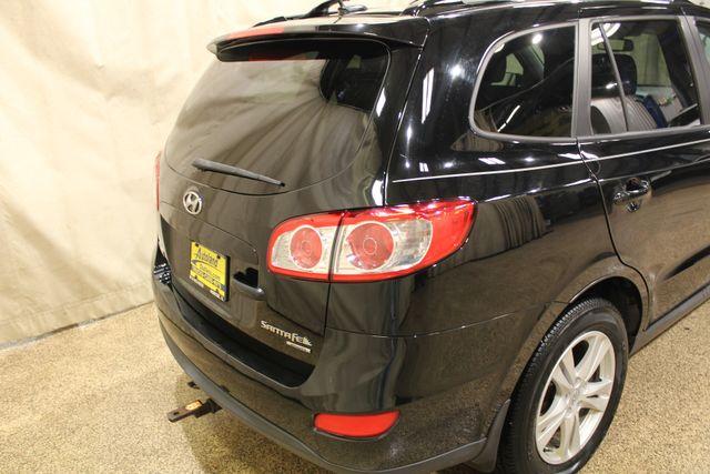 2011 Hyundai Santa Fe awd SE Roscoe, Illinois 4