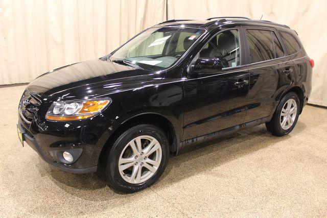 2011 Hyundai Santa Fe awd SE Roscoe, Illinois 2