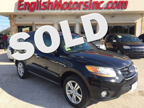 2011 Hyundai Santa Fe Limited in Brownsville, TX