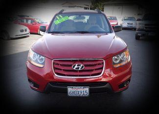 2011 Hyundai Santa Fe GLS Chico, CA 6