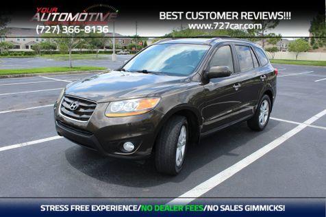 2011 Hyundai Santa Fe Limited in Pinellas Park, Florida
