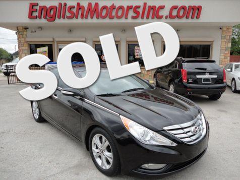 2011 Hyundai Sonata Ltd w/Wine Int in Brownsville, TX