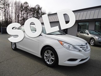 2011 Hyundai Sonata GLS Charlotte, North Carolina