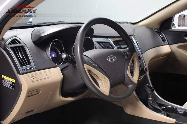 2011 Hyundai Sonata GLS Merrillville, Indiana 9