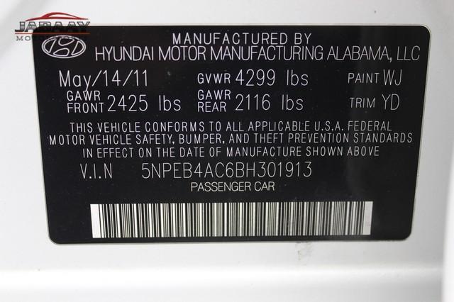 2011 Hyundai Sonata GLS Merrillville, Indiana 45