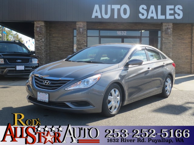 2011 Hyundai Sonata GLS The CARFAX Buy Back Guarantee that comes with this vehicle means that you