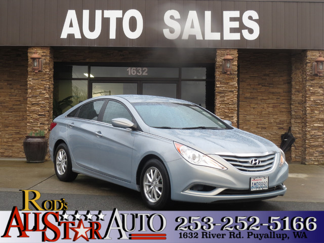 2011 Hyundai Sonata GLS Sixth Generation Hyundai Sonata Great used car for the long commutes Bor