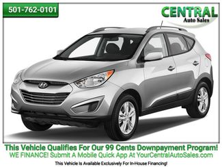 2011 Hyundai Tucson GLS | Hot Springs, AR | Central Auto Sales in Hot Springs AR
