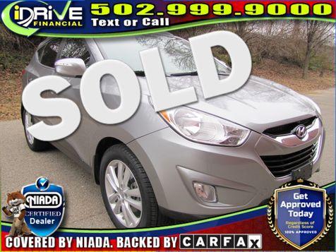 2011 Hyundai Tucson Limited   Louisville, Kentucky   iDrive Financial in Louisville, Kentucky