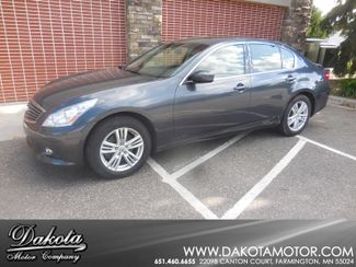2011 Infiniti G25 Sedan x Farmington, Minnesota