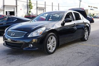 2011 Infiniti G25 Sedan Journey Miami, FL