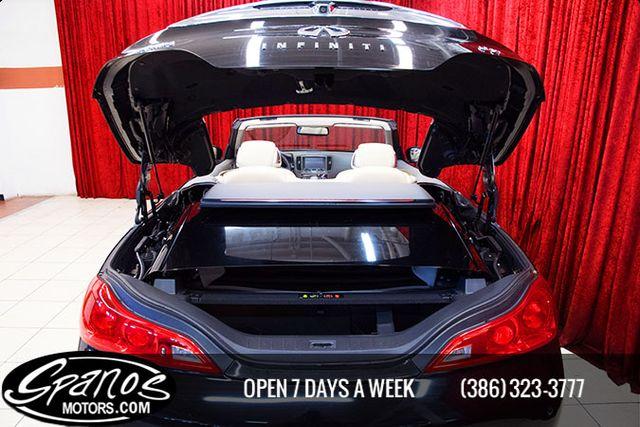 2011 Infiniti G37 Convertible Daytona Beach, FL 55