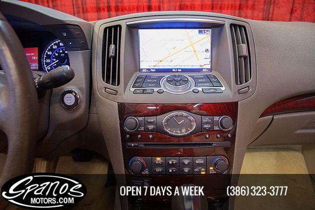 2011 Infiniti G37 Convertible Daytona Beach, FL 35