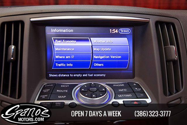 2011 Infiniti G37 Convertible Daytona Beach, FL 38