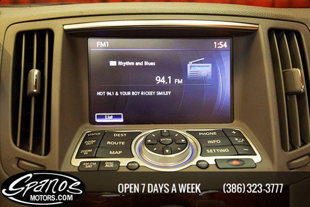 2011 Infiniti G37 Convertible Daytona Beach, FL 39
