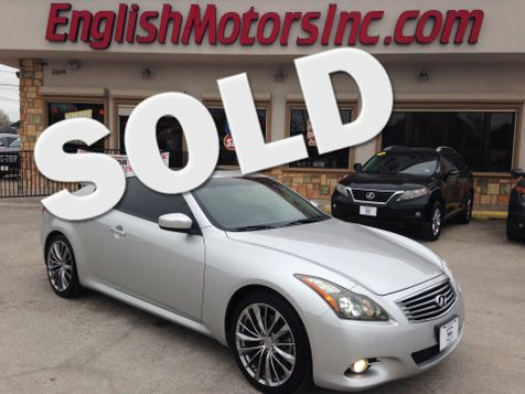 2011 Infiniti G37 Coupe Journey in Brownsville, TX