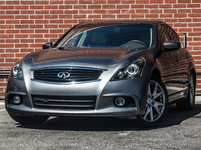 2011 Infiniti G37 Sedan Journey Burbank, CA 0