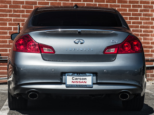 2011 Infiniti G37 Sedan Journey Burbank, CA 5