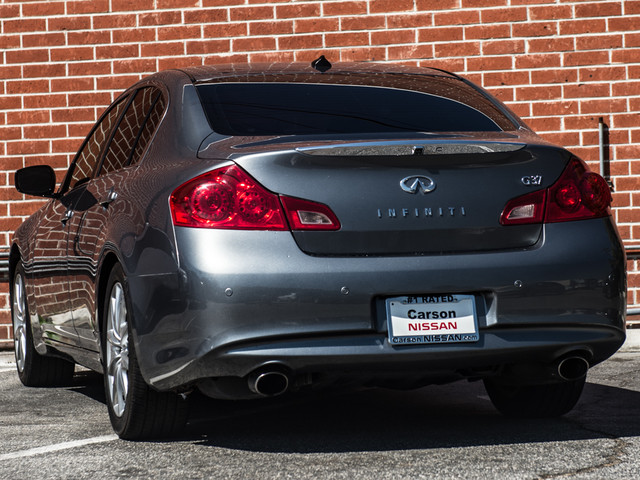 2011 Infiniti G37 Sedan Journey Burbank, CA 6