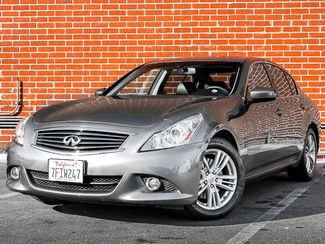2011 Infiniti G37 Sedan Journey Burbank, CA