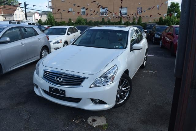 2011 Infiniti G37 Sedan x Richmond Hill, New York 0