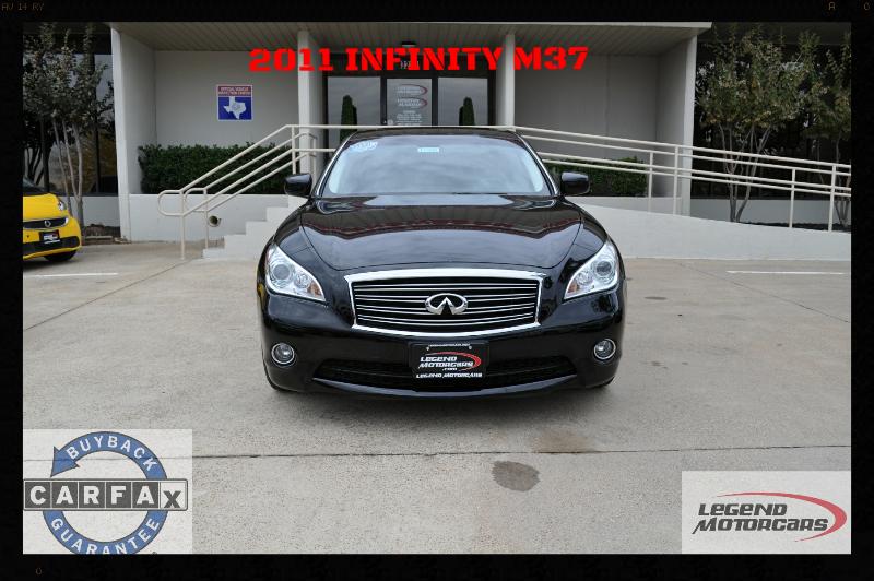 2011 Infiniti M37