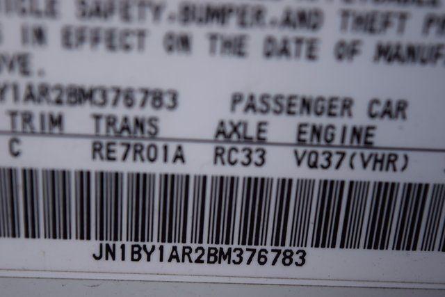 2011 Infiniti M37 4dr Sdn AWD Richmond Hill, New York 22