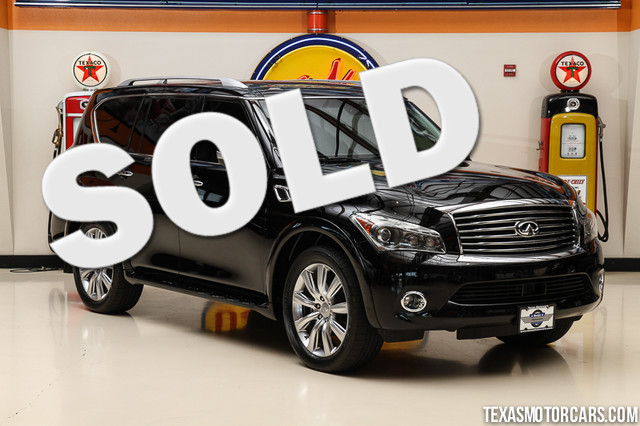 2011 Infiniti QX56 7-passenger This Clean Carfax 2011 Infiniti QX56 is in great shape with only 90