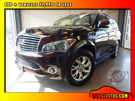 2011 Infiniti QX56 8-passenger in Airport Motor Mile ( Metro Knoxville ), TN