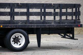 2011 International 4300M7 SBA LP 1-Owner * 20' Stake Bed *DURASTAR 4300* Air Brakes Plano, Texas 25