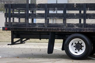 2011 International 4300M7 SBA LP 1-Owner * 20' Stake Bed *DURASTAR 4300* Air Brakes Plano, Texas 22
