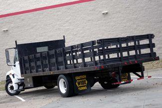 2011 International 4300M7 SBA LP 1-Owner * 20' Stake Bed *DURASTAR 4300* Air Brakes Plano, Texas 5