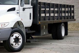 2011 International 4300M7 SBA LP 1-Owner * 20' Stake Bed *DURASTAR 4300* Air Brakes Plano, Texas 17