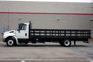 2011 International 4300M7 SBA LP 1-Owner * 20' Stake Bed *DURASTAR 4300* Air Brakes Plano, Texas 3