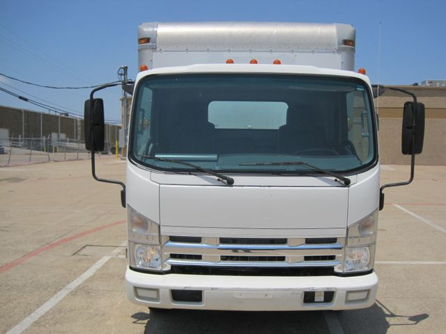 2011 Isuzu NPR Diesel, 14ft Box Van with Liftgate, 1 Owner, Ready to Work, Low Miles Plano, Texas 2