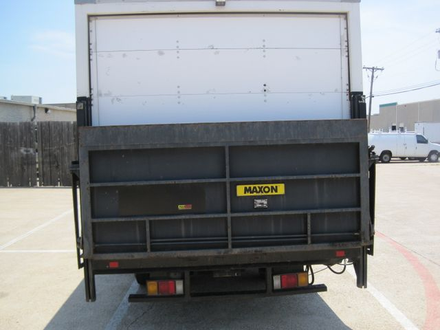 2011 Isuzu NPR Diesel, 14ft Box Van with Liftgate, 1 Owner, Ready to Work, Low Miles Plano, Texas 9