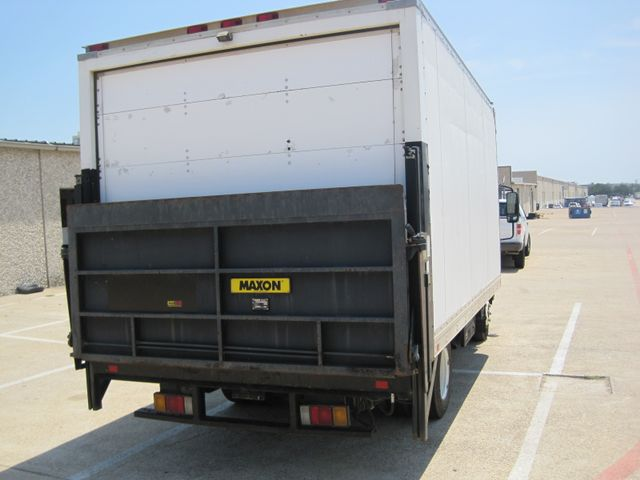2011 Isuzu NPR Diesel, 14ft Box Van with Liftgate, 1 Owner, Ready to Work, Low Miles Plano, Texas 10