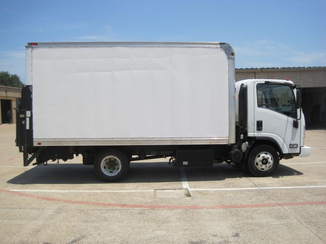 2011 Isuzu NPR Diesel, 14ft Box Van with Liftgate, 1 Owner, Ready to Work, Low Miles Plano, Texas 6