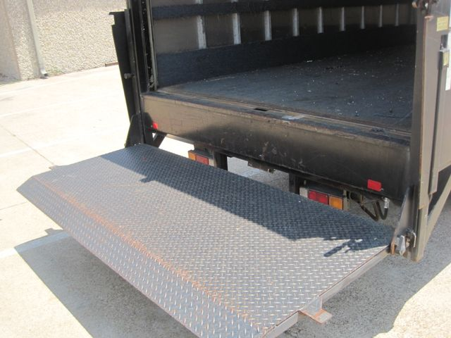 2011 Isuzu NPR Diesel, 14ft Box Van with Liftgate, 1 Owner, Ready to Work, Low Miles Plano, Texas 13