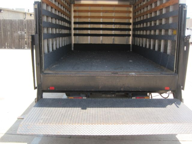 2011 Isuzu NPR Diesel, 14ft Box Van with Liftgate, 1 Owner, Ready to Work, Low Miles Plano, Texas 14