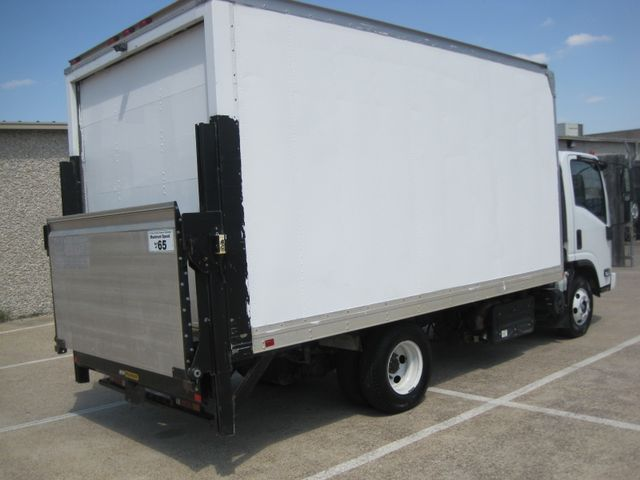 2011 Isuzu NPR DSL  14Ft Box Van, with Liftgate, 1 Owner, Low Miles Plano, Texas 11