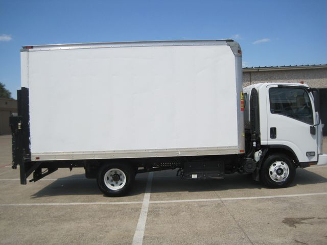 2011 Isuzu NPR DSL  14Ft Box Van, with Liftgate, 1 Owner, Low Miles Plano, Texas 6