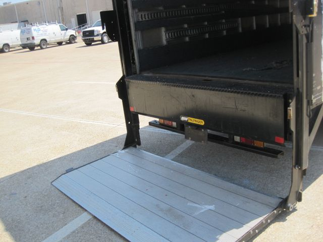 2011 Isuzu NPR DSL  14Ft Box Van, with Liftgate, 1 Owner, Low Miles Plano, Texas 15