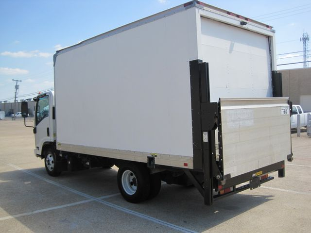 2011 Isuzu NPR DSL  14Ft Box Van, with Liftgate, 1 Owner, Low Miles Plano, Texas 7