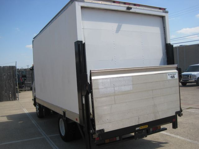 2011 Isuzu NPR DSL  14Ft Box Van, with Liftgate, 1 Owner, Low Miles Plano, Texas 8