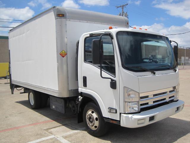 2011 Isuzu NPR Diesel 14Ft Box Van With Liftgate, 1 Owner, L@@K ONLY 54k MILES Plano, Texas 0