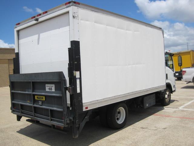 2011 Isuzu NPR Diesel 14Ft Box Van With Liftgate, 1 Owner, L@@K ONLY 54k MILES Plano, Texas 11