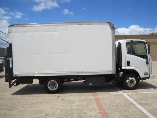 2011 Isuzu NPR Diesel 14Ft Box Van With Liftgate, 1 Owner, L@@K ONLY 54k MILES Plano, Texas 6
